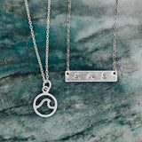 Wave Necklace Image 9