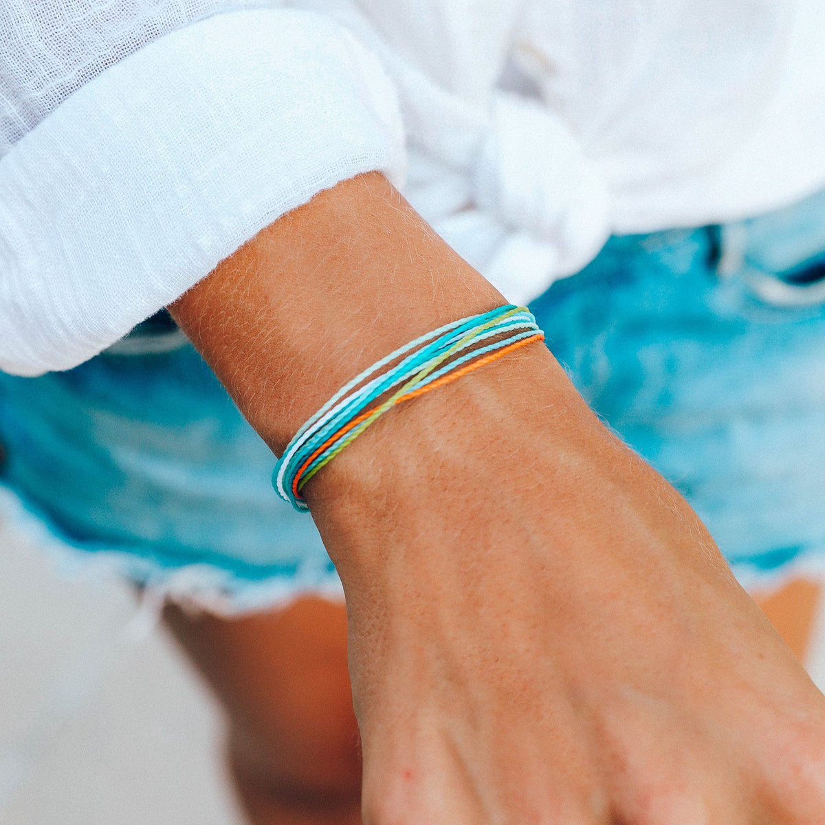 Save the Coral Reefs Bracelet