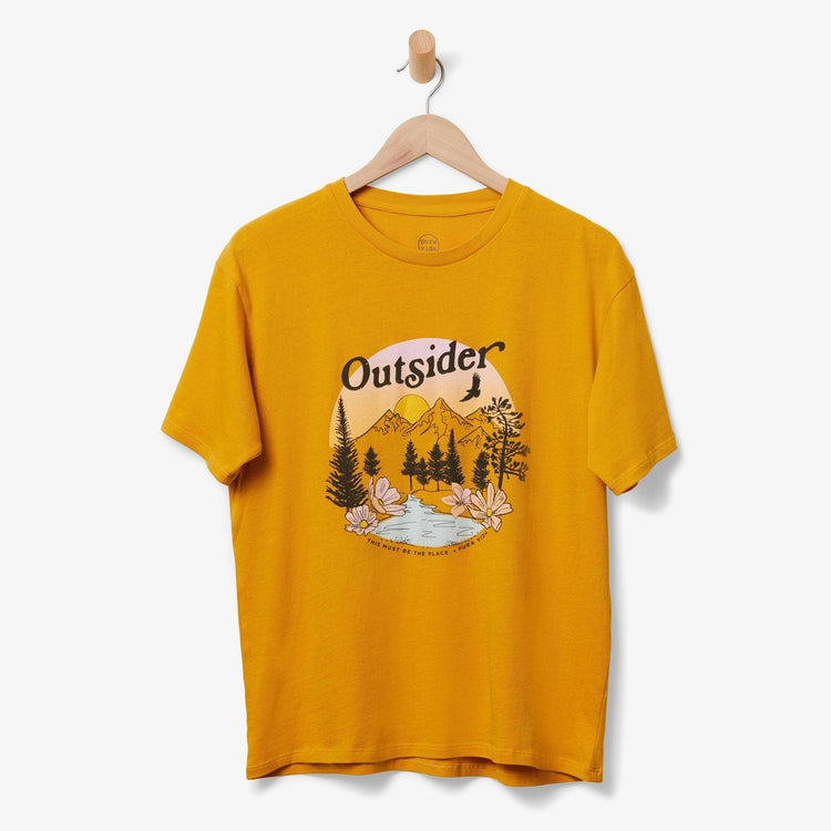 Outsider Tee