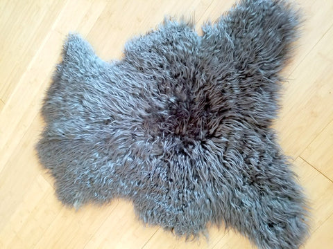 Angora Goat Fur Throw/Rug, spectacular!