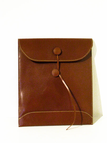 Hand crafted Fine Leather Tablet Case