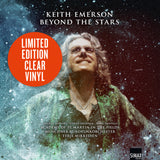 Keith Emerson Beyond the Stars – Limited Edition Clear Vinyl