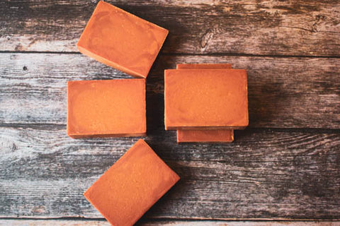 Holiday Spice Natural Soap