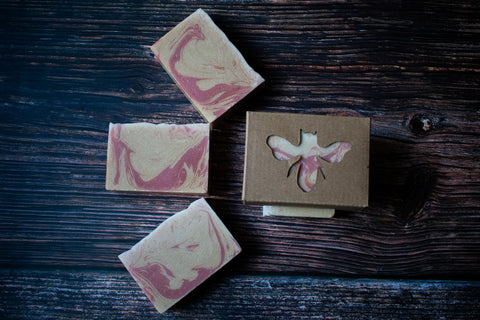 Strawberry Jam Artisan Soap