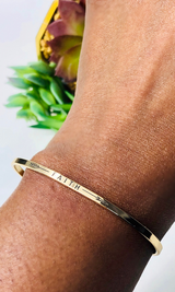 FAITH AFFIRMATION BRACELET