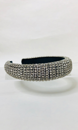 RHINESTONE HEADBAND (CLEAR)