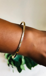 Expect GREAT THINGS AFFIRMATION BRACELET