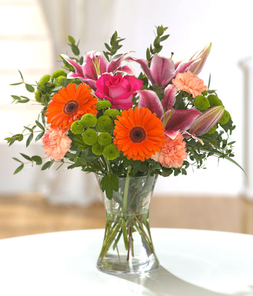 Mixed Bouquet - TCS Sentiments Express