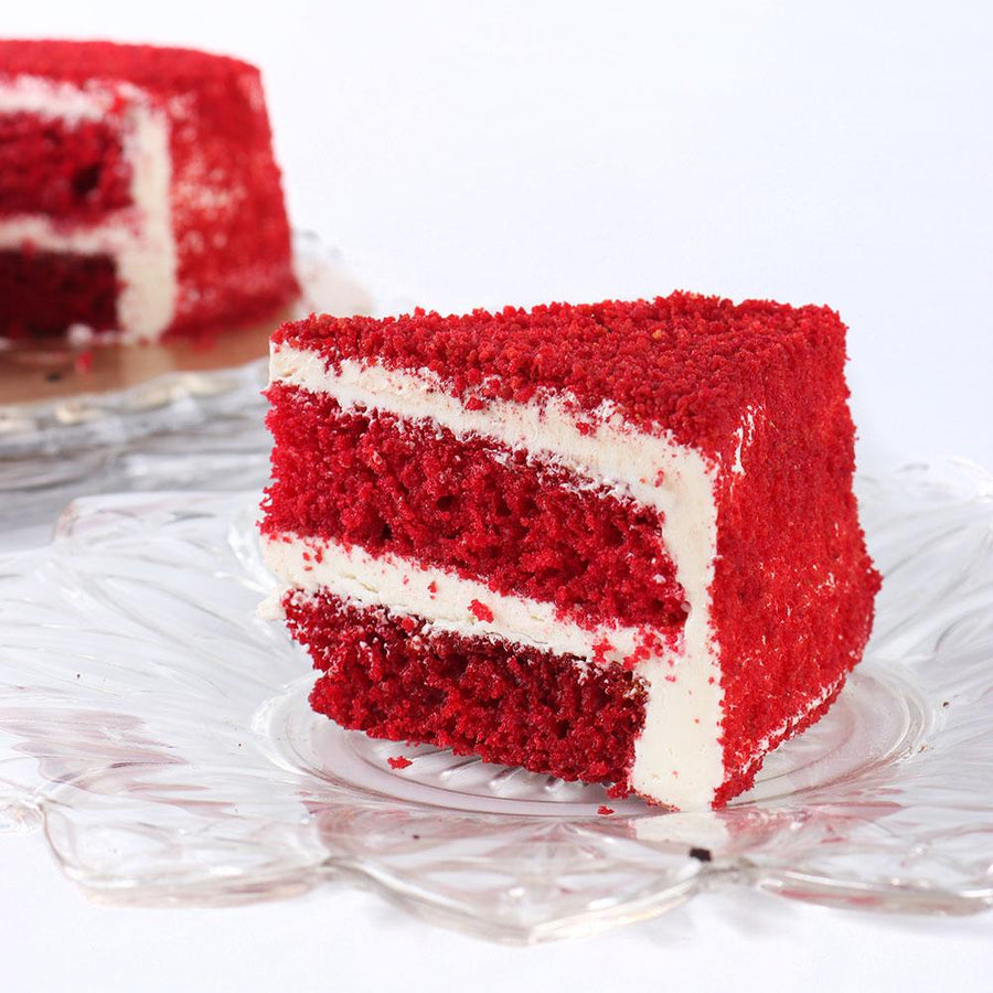 Heart Shaped Red Velvet Cake 2lb