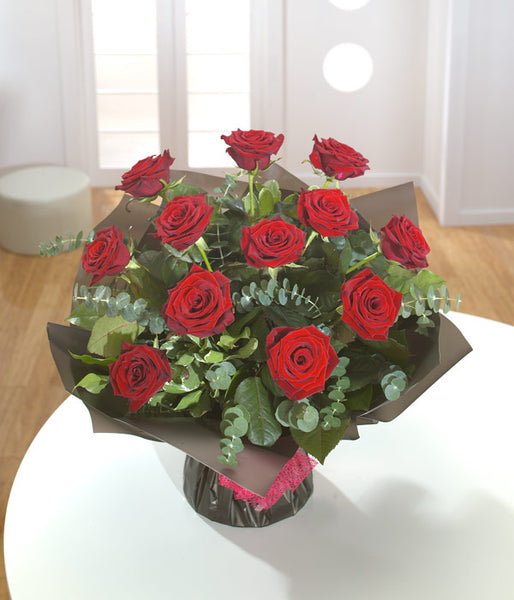 12 Red Roses - TCS Sentiments Express