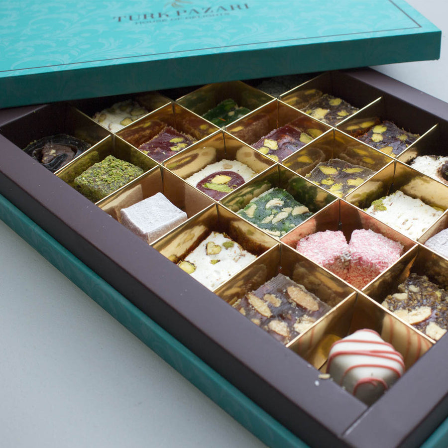 Turkish Delights 24 Pieces Box