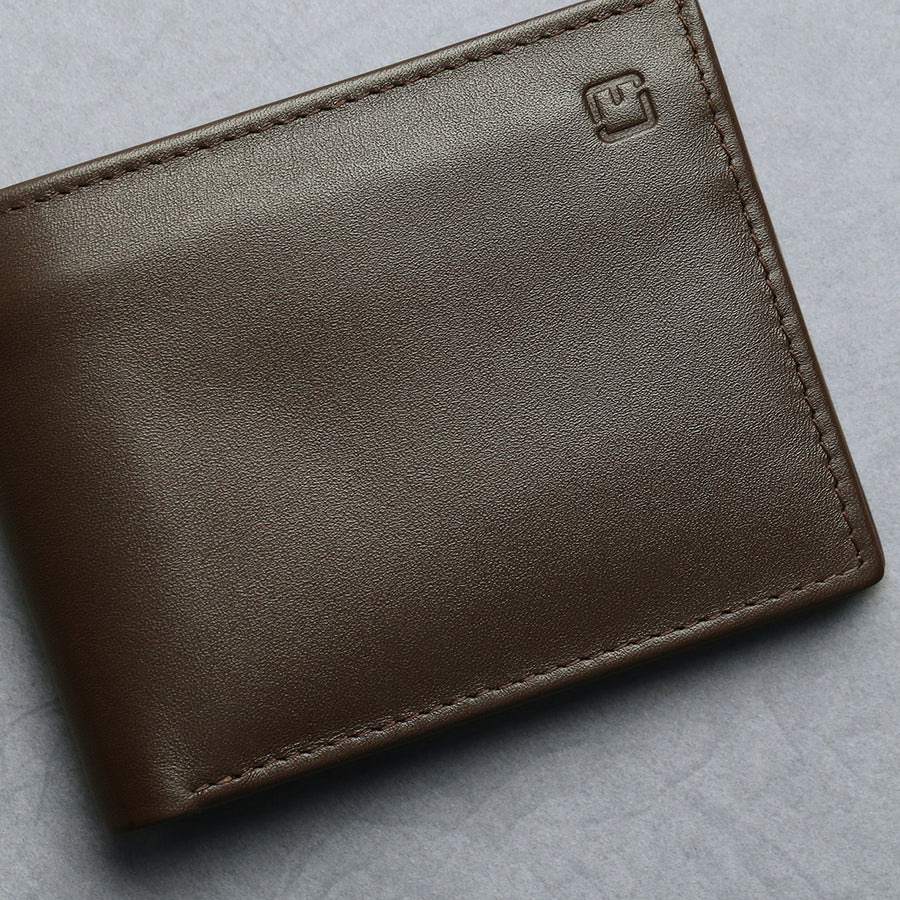 Wallet M Jafferjees Brown - TCS Sentiments Express