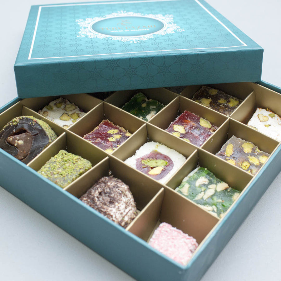 Turkish Delights 16 Pieces Box