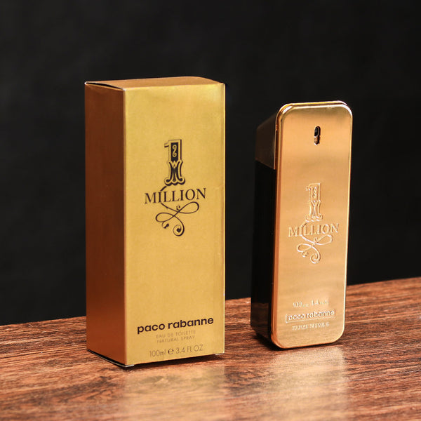 Original 1 Million Paco Rabanne 100ml For Him - TCS Sentiments Express
