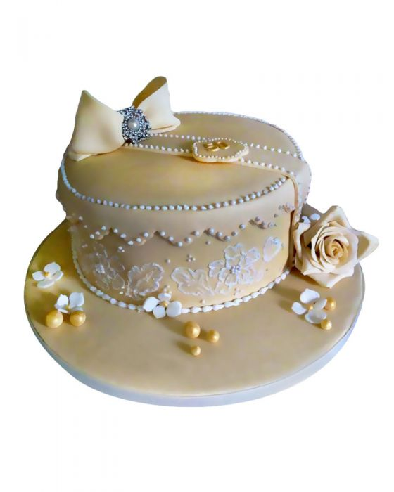 Anniversary Celebration Cake 4LBS - TCS Sentiments Express