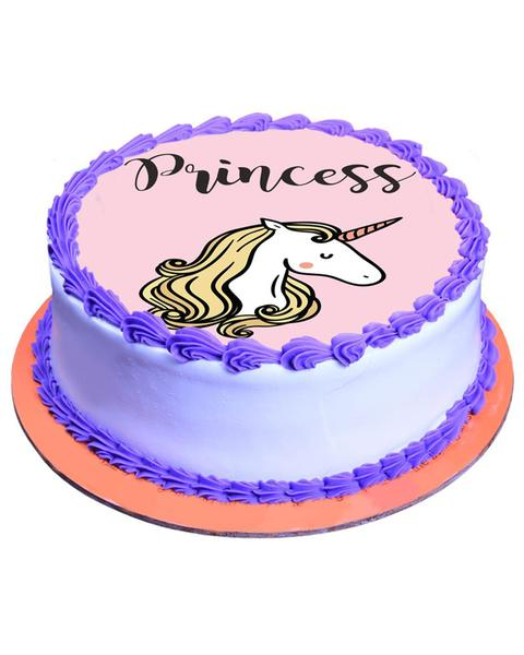PRINCES UNICORN CAKE 3LBS