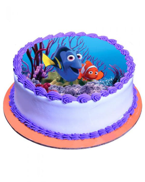 Finding Nemo Cake 3lbs - TCS Sentiments Express