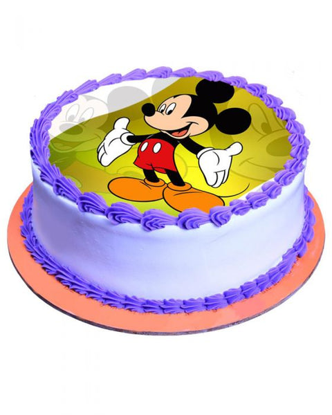 Mickey Mouse Cake 3lbs - TCS Sentiments Express