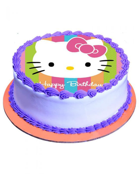 HELLO KITTY CAKE 3LBS - TCS Sentiments Express