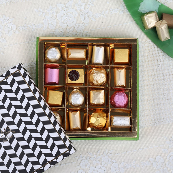 CLASSIC CHOCOLATE BOX 16PCS BY LALS - TCS Sentiments Express