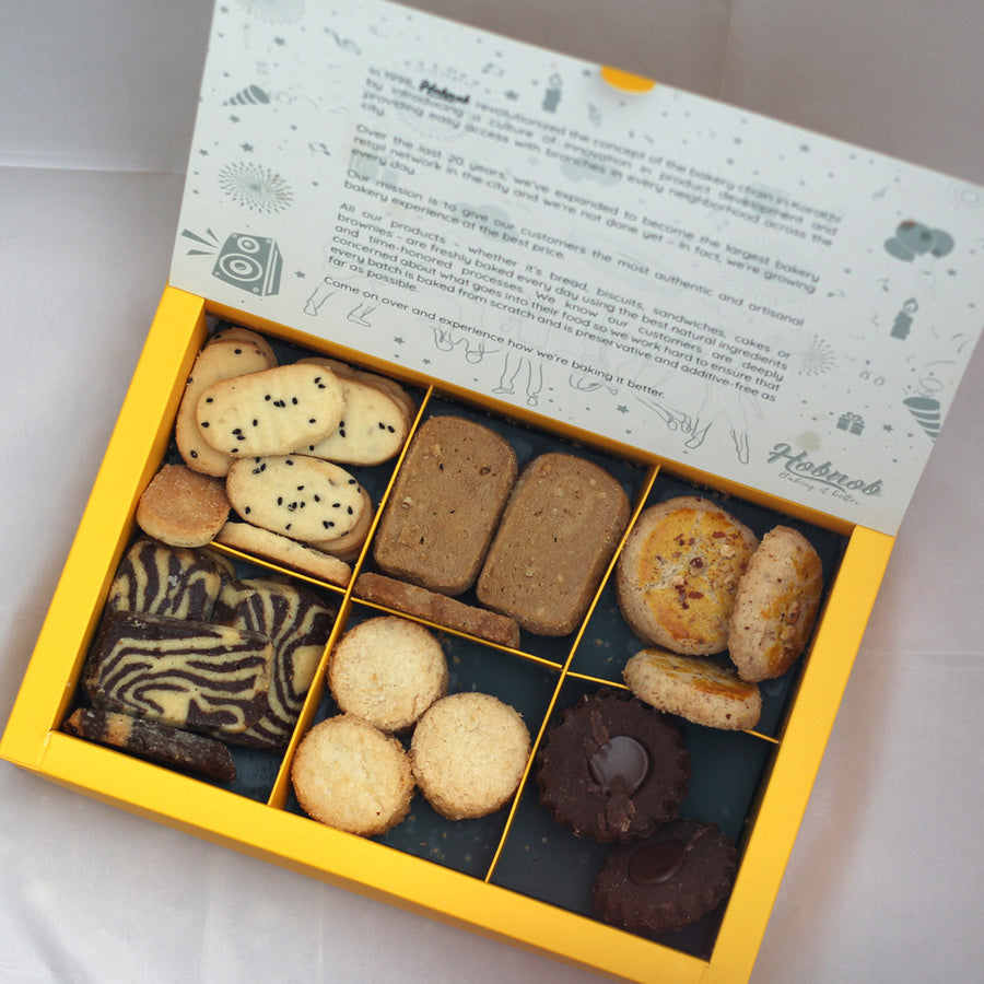 Assorted Cookies by Hobnob - TCS Sentiments Express