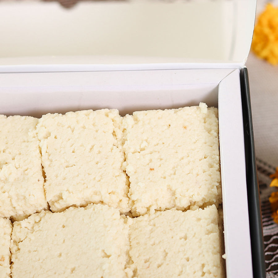Paneer Barfi by Dacca Sweets 1KG - TCS Sentiments Express