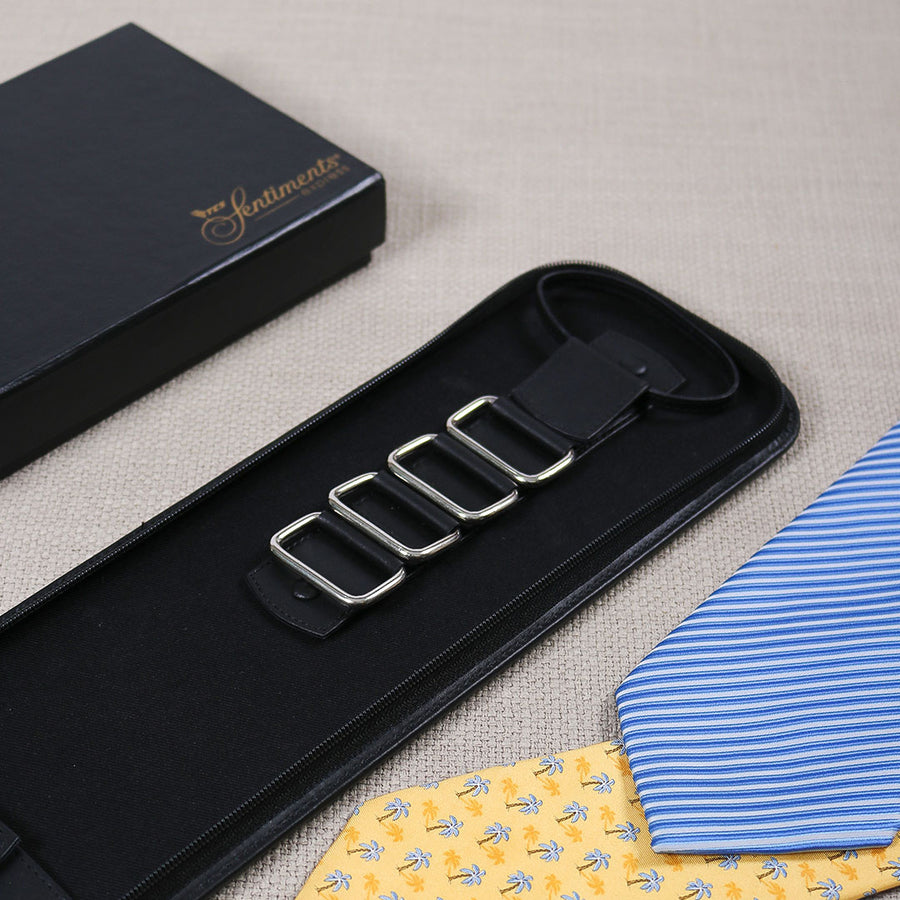 Branded Tie Case - TCS Sentiments Express