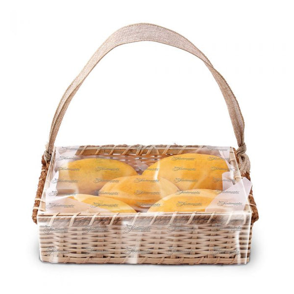Mangoes in basket - 2KG - TCS Sentiments Express