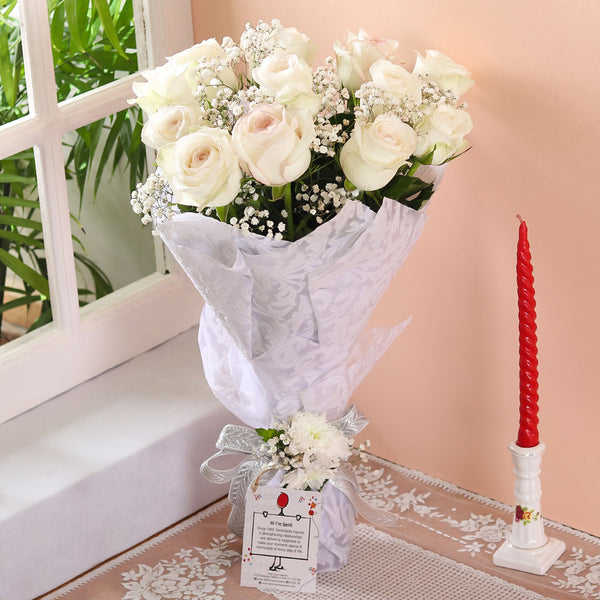 Elegance Bouquet - TCS Sentiments Express