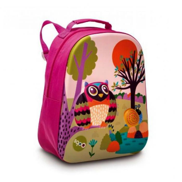 Happy Backpack! Forest - TCS Sentiments Express
