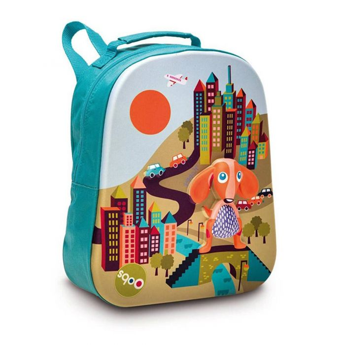 Happy Backpack! City - TCS Sentiments Express