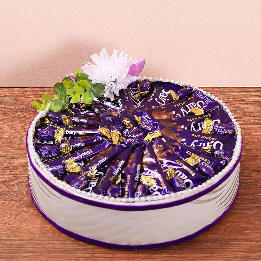 Cadbury Basket - TCS Sentiments Express