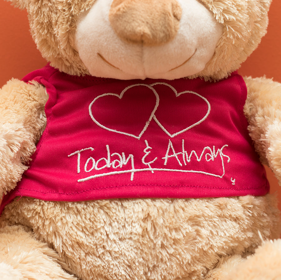 Today & Always Bear (12 Inch) - TCS Sentiments Express