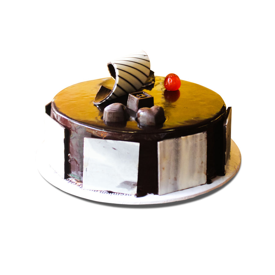 Chocolate Fudge Cake 2LBS By Movenpick - TCS Sentiments Express