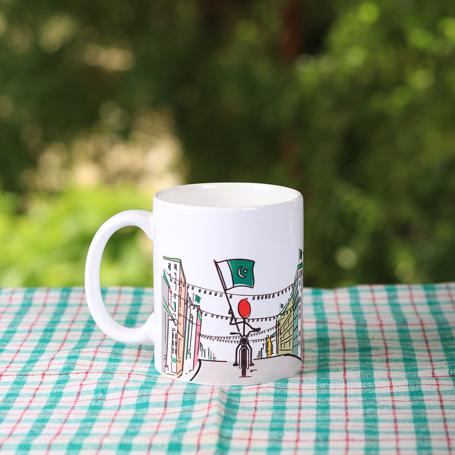Independence Day Mug - TCS Sentiments Express