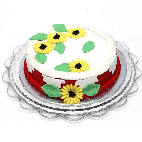 Sunflower Cake 3LBS - TCS Sentiments Express