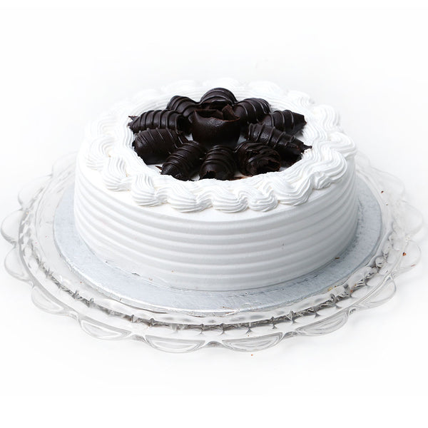 Vanilla Black Forest Cake 2LBS - TCS Sentiments Express