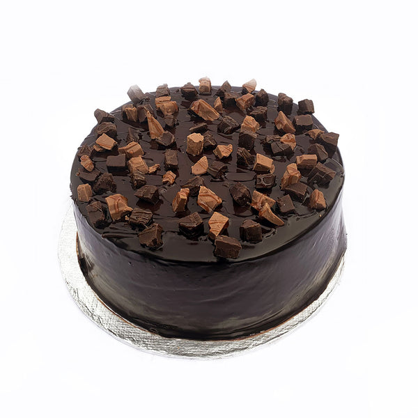 Rich Chocolate Cake 2LBS By Coffee Planet - TCS Sentiments Express