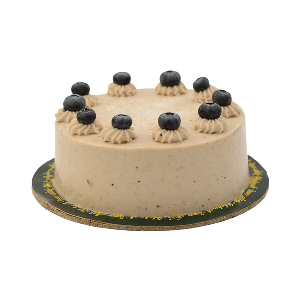 Blueberry Lemon Cake - TCS Sentiments Express