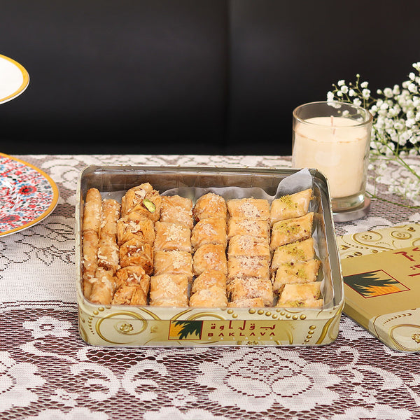 Baklava by Baklava Palace - TCS Sentiments Express