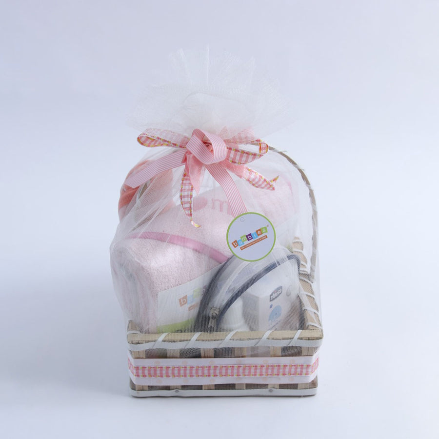 Girls Gift Basket Square