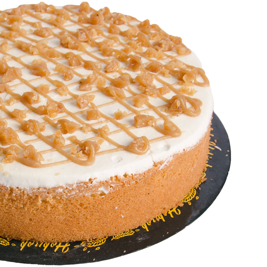 Toffee Three Milk Cake By Hobnob - TCS Sentiments Express