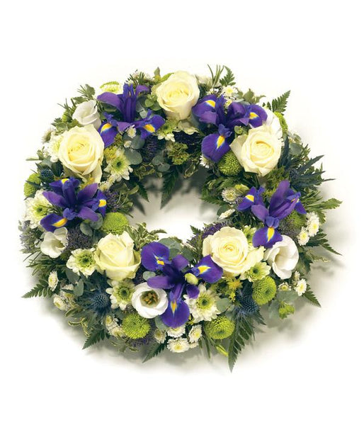 Funeral Wreath - TCS Sentiments Express