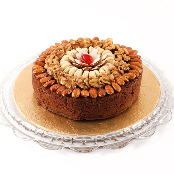 Dry Fruit Cake 2LBS - TCS Sentiments Express