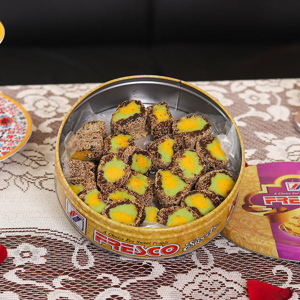 Injeer Halwa - TCS Sentiments Express