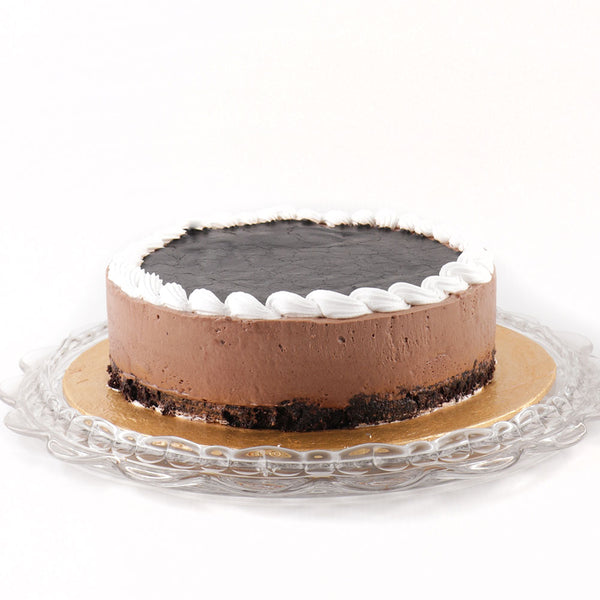 Chocolate Mousse Cake 2LBS - TCS Sentiments Express