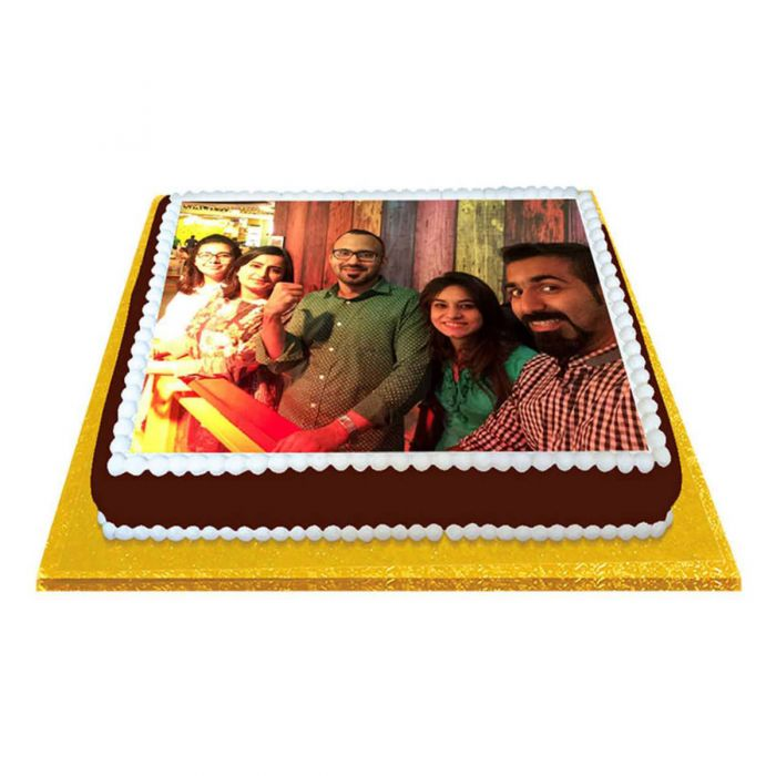 Your Picture Cake 3LBS - TCS Sentiments Express