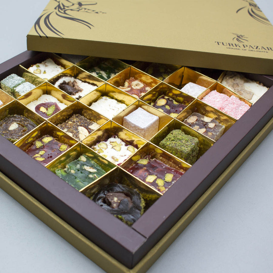 Turkish Delights 30 Pieces Box