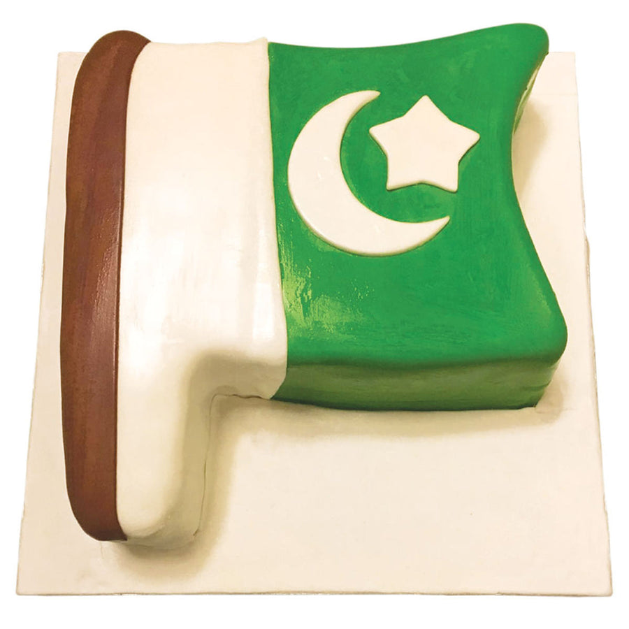 Flag Cake 4LBS - TCS Sentiments Express