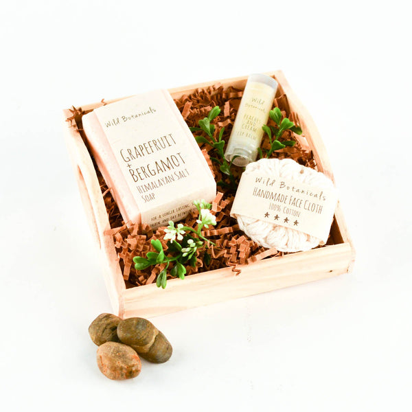 Himalayan Salt Soap Tray - TCS Sentiments Express